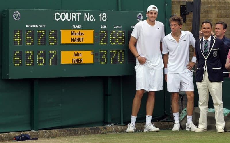 The Top 10 Longest Tennis Matches Ever