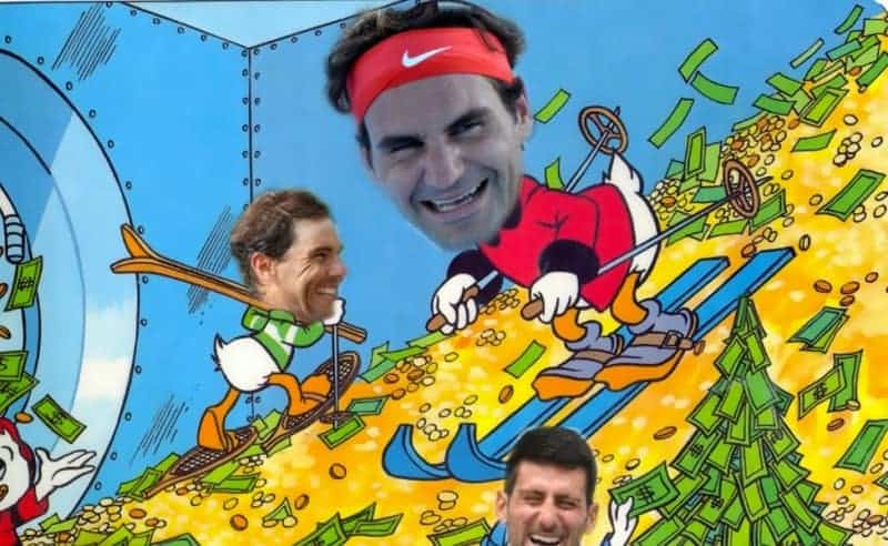 How Do Tennis Players Get Paid?