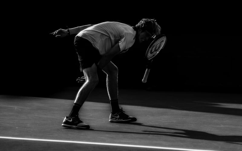 Why Do Tennis Players Break Rackets?
