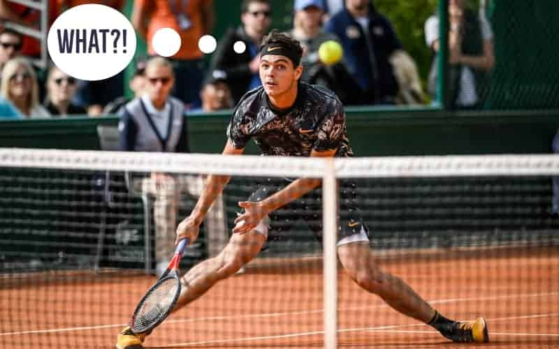 What Is A Let In Tennis? | Let Definition