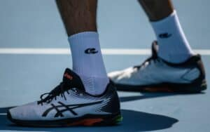 Do Tennis Shoes Need To Be White?