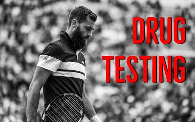Do Tennis Players Get Drug Tested?