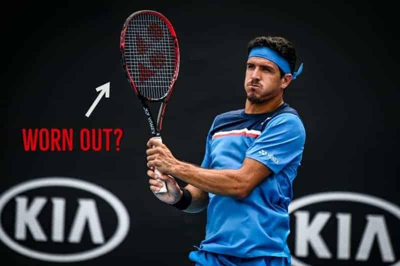 Do Tennis Rackets Wear Out?