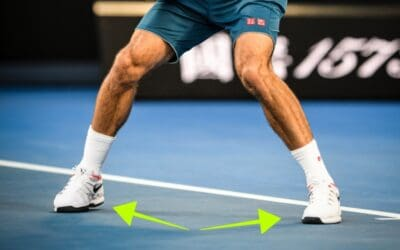 My Tennis HQ Footwork Course