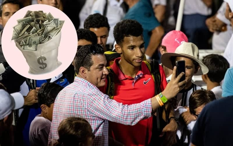Do Junior Tennis Players Get Paid?