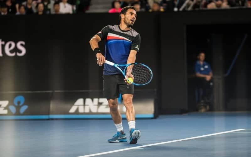 Tennis Serve Rules